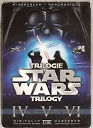 Star Wars Trilogy Limited Edition DVD