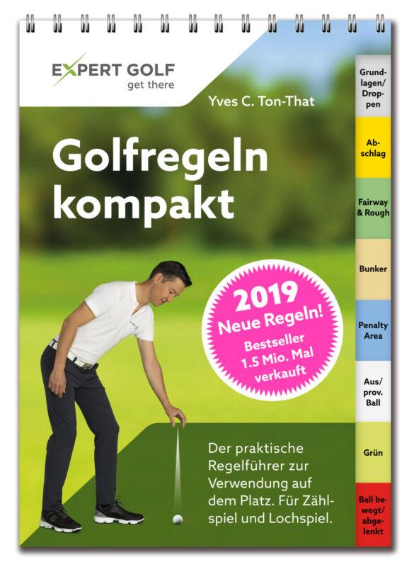 Golfregeln kompakt 2019 | Yves C. Ton-That |  9783906852140