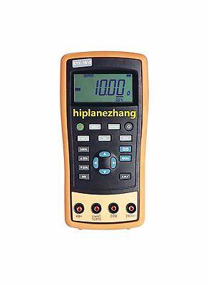 Hi-accuracy 0.02 Thermocouple Rtd Temperature Calibrator 8tc 4rtd Source 2010