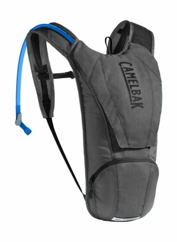 CamelBak Classic 85oz/2.5L Hydration Backpack Graphite/Black Cycling Hiking *NEW