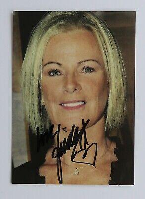 Anni-Frid Lyngstad Frida Signed 6x4 Photo Card ABBA Autograph Memorabilia + COA