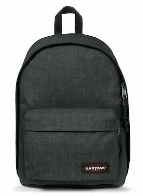 ZAINO EASTPAK OUT OF OFFICE CONCRETE MELANG 98W PORTA PC SCUOLA NUOVO