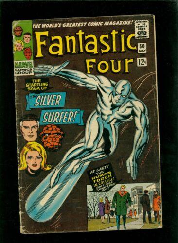 Fantastic Four 50 GD 2.0