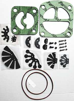 Ingersoll Rand Type 30 2340 And 2340l5 Head Overhaul 32304610 Valve Gasket Kit