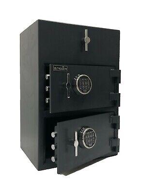 Southeastern Rh020ee Steel Cash Drop Safe High Security Digital Lock