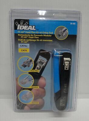 Ideal 30-495 Ft-45 Feed-thru Modular Crimper Tool