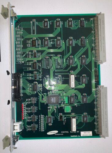 Samsung Pick & Place Control Board 9801192 980420-010