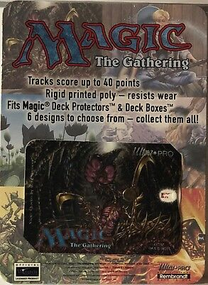 Pro Counter - Magic the Gathering Ultra Pro Life Counter Sliver Queen Factory sealed