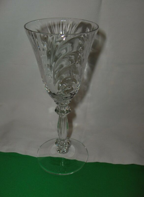 "Vintage Cambridge Caprice Clear Glass 5 5/8"" Cordial Cocktail Stem  Goblets #300"