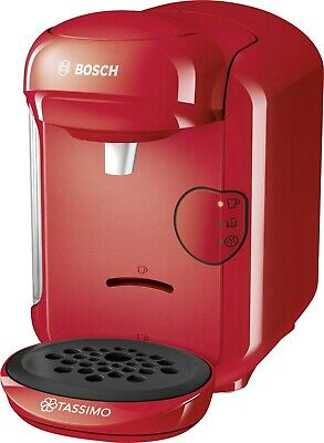 Bosch Tassimo Vivy 2 (T140) Red Capsule Coffee Machine