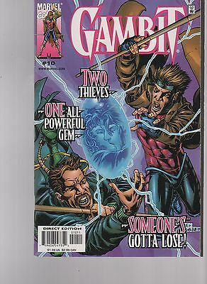 GAMBIT  VOL 3  10     XMEN SERIES   MARVEL COMICS (Xmen Vol 3)