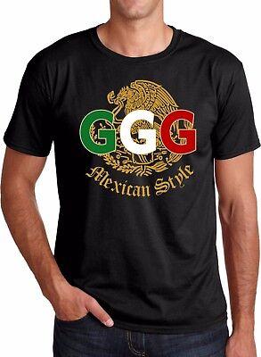 Ggg Gennady Gennadyevich Golovkin Mexican Style Shirt Men