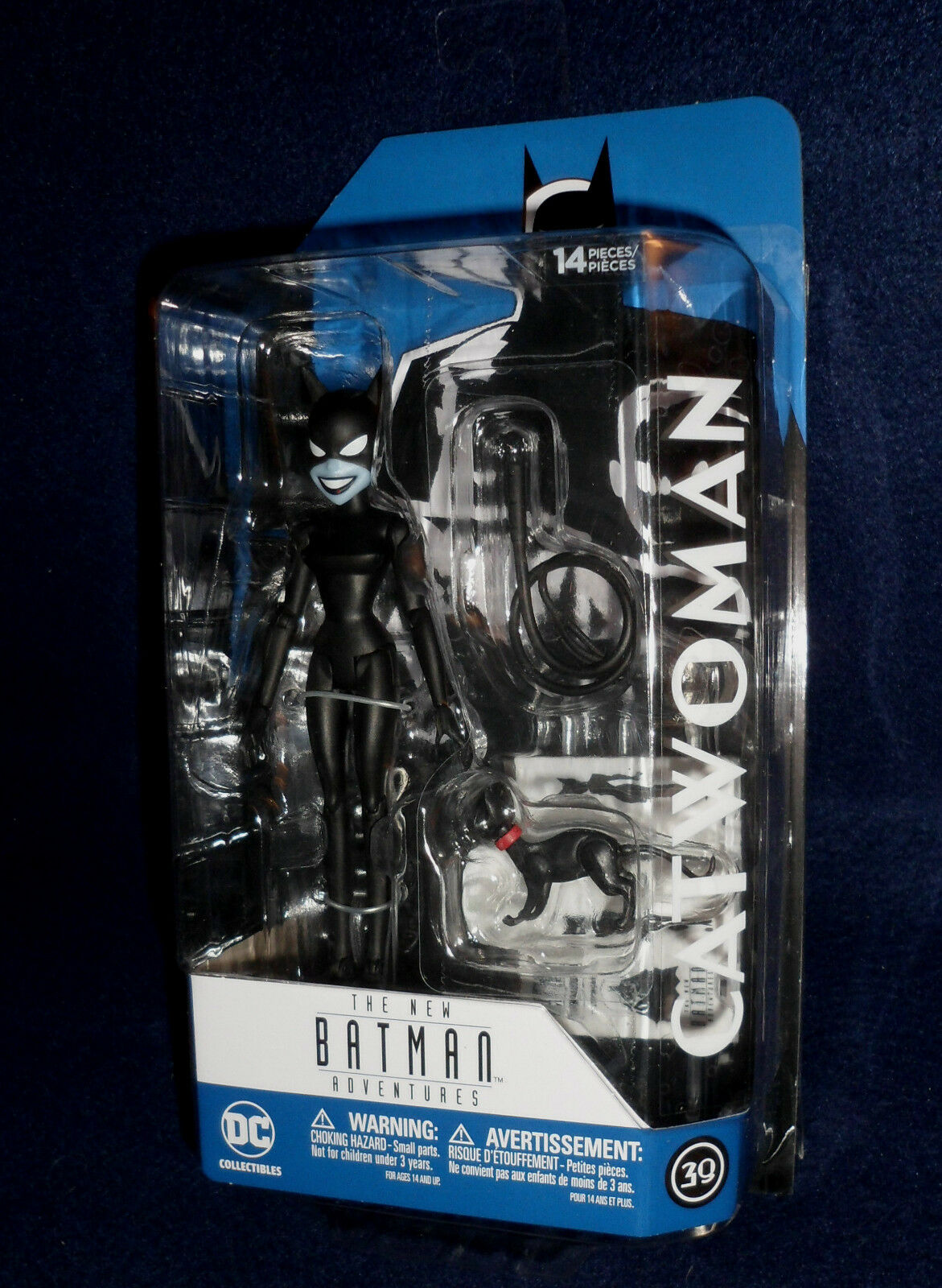 DC Collectibles The New Batman Adventures Catwoman Action Fi