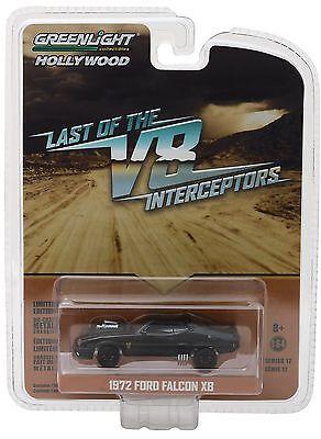 1:64 GreenLight *HOLLYWOOD R17* MAD MAX 1972 Ford Falcon XB V8 Interceptor *NIP*