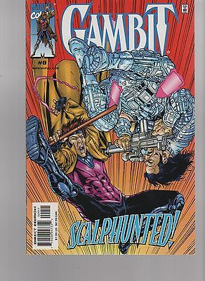 GAMBIT  VOL 3  9      XMEN SERIES   MARVEL COMICS (Xmen Vol 3)