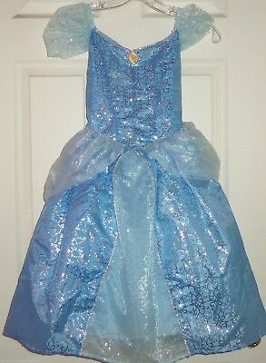 Disney Cinderella Costume Fancy Dress Halloween Theme Parks