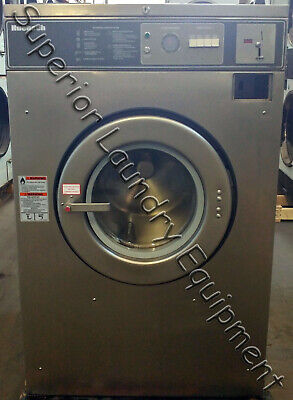 Huebsch Hc35md2 Washer 35lb Coin 220v 3ph Reconditioned