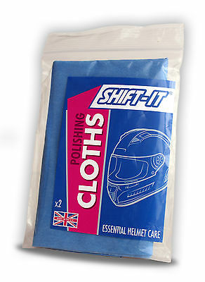 Geniune Lint free cloths X2 by SHIFT-IT
