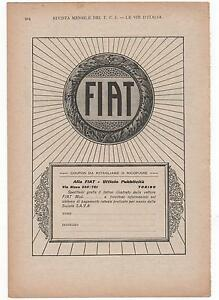 Pubblicita-epoca-1926-AUTO-ANSALDO-CAR-vintage-advert-werbung-publicite-reklame