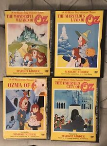 The Wonderful Wizard of Oz - Complete anime dvd collection