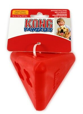 RED KONG Dog Puppy Toy Rubber Strong Tough Chew Treat Dispenser Stimulate NEW UK