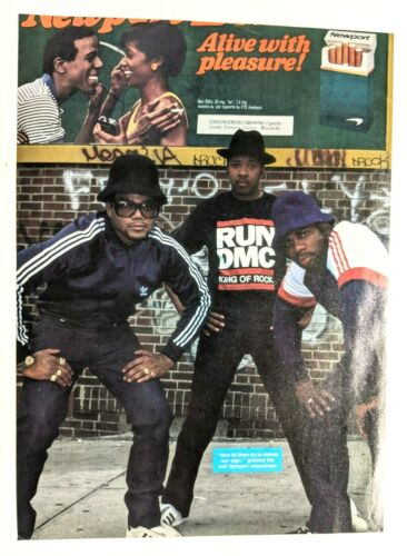 RUN D.M.C. / JAM MASTER JAY / 1980