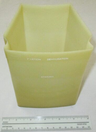 Technicon Tissue Processor 2A Mono Duo Fixation Dehydration Staining Container