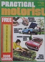 Practical Motorist Magazine October 10/1972 - practical motorist - ebay.co.uk