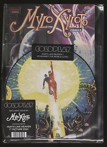 COLDPLAY RECORD STORE DAY RSD 2013 PIC DISC 7