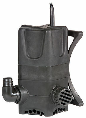 Little Giant Waterfall Pumps - Little Giant 3500 gph Dual Discharge Pond & Waterfall Pump WGP-80 -water feature