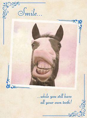 What A Hoot Card - Smile.Teeth