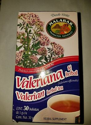 Valeriana Te