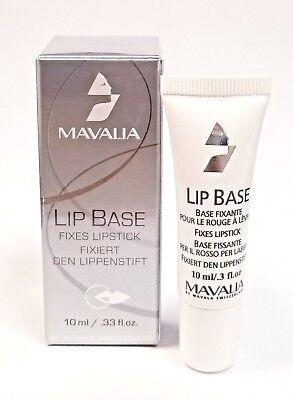 MAVALA SWITZERLAND LIP BASE FIXES LIPSTICK NOURISHING PRIMER FOR LIP COLOR 10ML