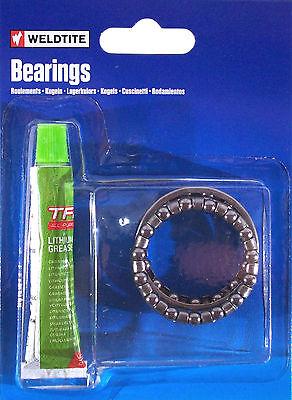 Weldtite Bike Ball Bearing 3 16  Lithium Grease Bmx Headset Lubricant Bearings