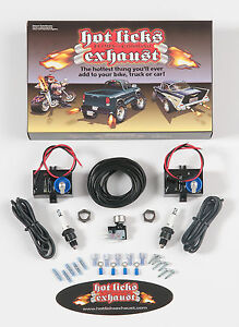 Hot Licks Inc. Flamethrower Kit Dual Exhaust Lifetime Warranty 100% Complete