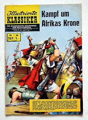 Illustrierte Klassiker – Kampf um Afrikas Krone (Band 157) ()
