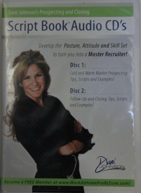 Script Book Audio CD