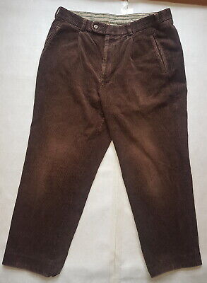 HILTL Sports velvet Pants Trousers size 52 (like XXL)