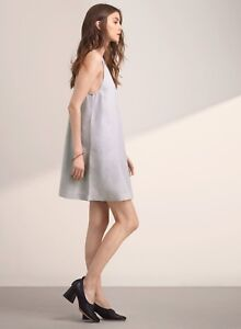 NWT Wilfred Suede Troupette Dress
