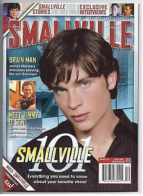 Smallville Official Magazine #17 ~ Newsstand Edition! Welling Ashmore Marsters!