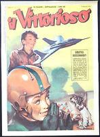 Il Vittorioso - N. 2 1951 - Giocattoli Radiocomandati, Ali D'argento -  - ebay.it