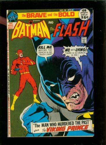 Brave and the Bold 99 VF/NM 9.0