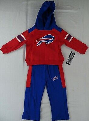 Buffalo Bills NFL Infant & Toddler Two-Piece Outfit Set Blue Infant Two Piece