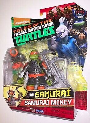 SAMURAI MIKEY Tales of the Teenage Mutant Ninja Turtles TMNT Playmates MIP