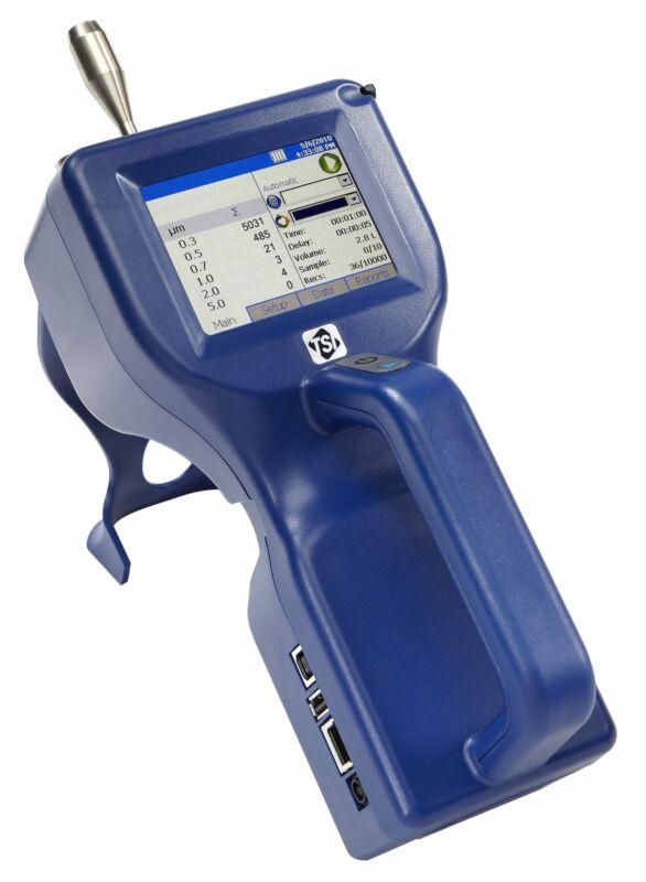 TSI 9306-V2 AeroTrak Handheld Particle Counter