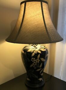 Elegant Large Formal Table Lamp   Excellent Condition ...