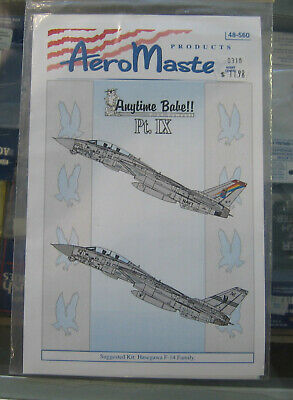 Aeromaster 48-560 Anytime Babe Pt.IX Decal Sheet