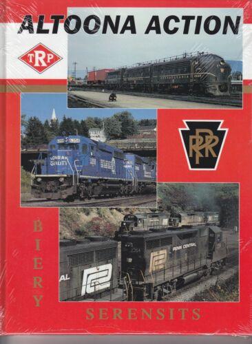 Altoona Action Railroad Book