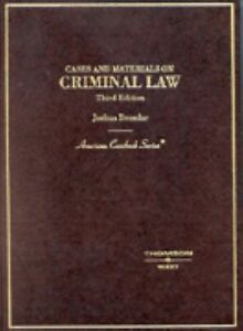 American-Casebook-Cases-and-Materials-on-Criminal-Law-by-Joshua-Dressler