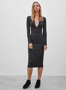 Aritzia Wilfred Abby Dress BNWT